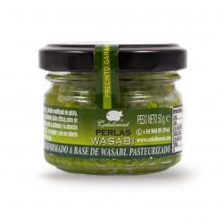 Perlas wasabi 50 gramos
